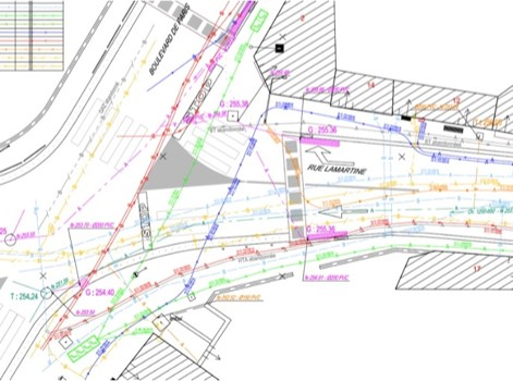 avantages georeferencement